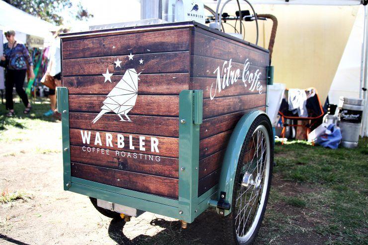 Nitro Coffee Carts