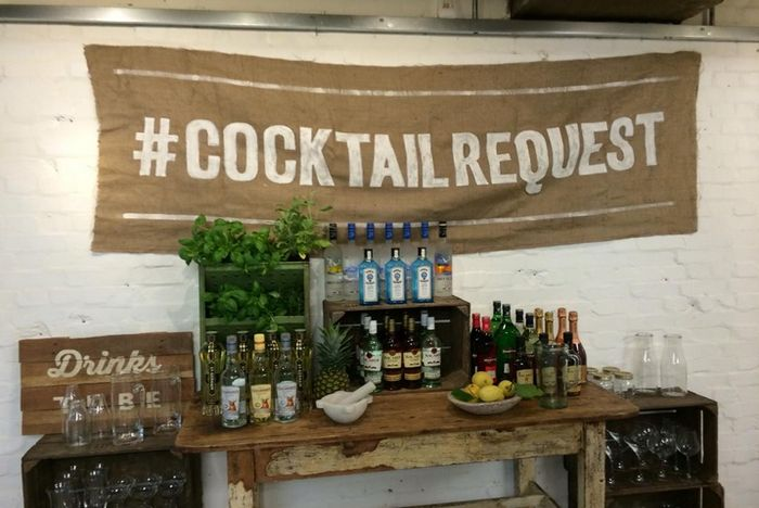 Customized Drink Campaigns