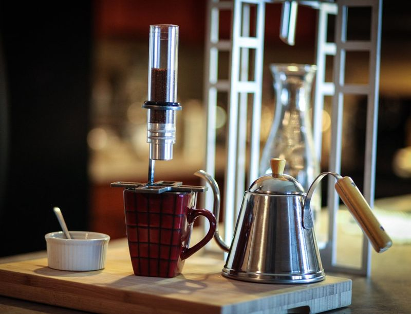 Individual Drip Coffee Brewers
