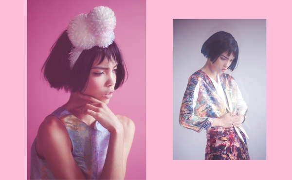 Modern Geisha Portraits