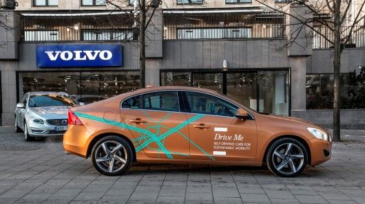 Self-Driving Swedish Cars