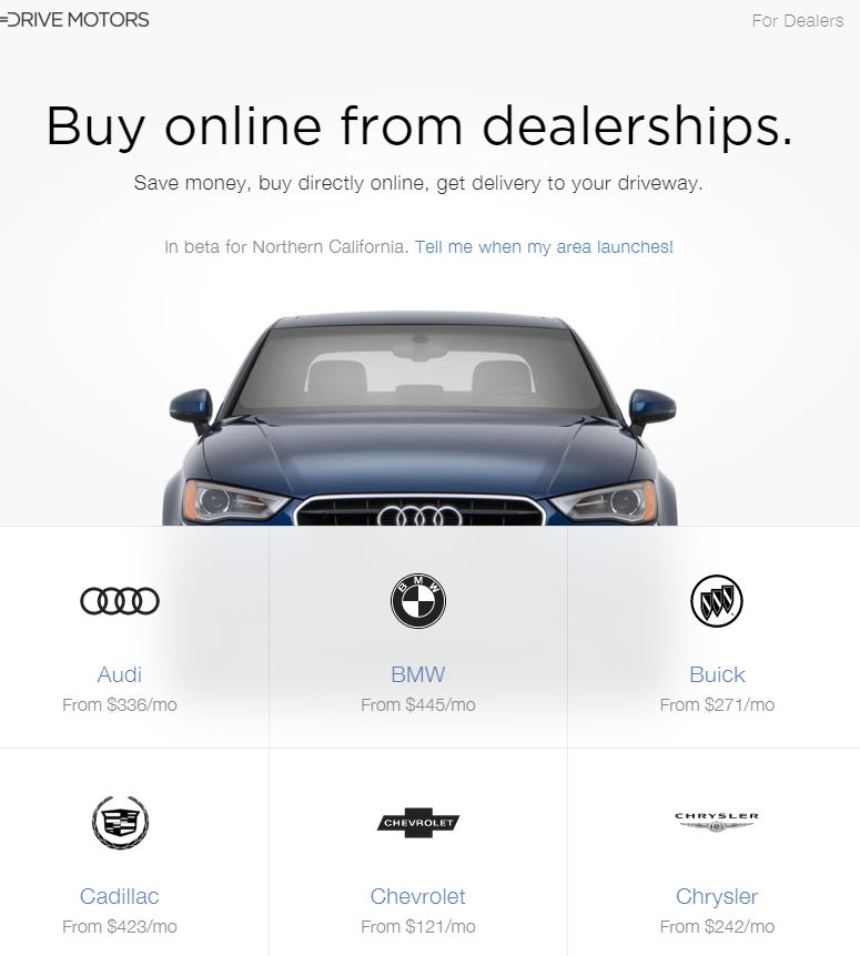 One-Click Dealership Services