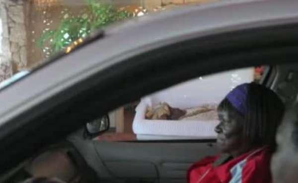 Drive-Thru Funeral Homes