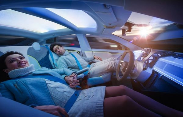 Luxury Driveless Sedans