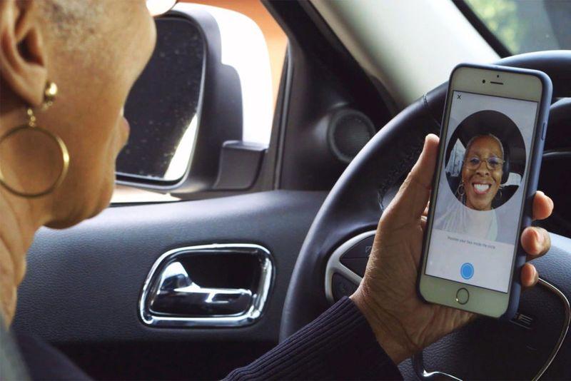 Driver Verification Selfies
