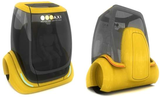 Robot Taxis