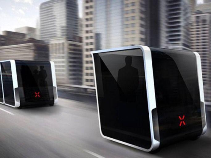 Self-Driving Shuttles