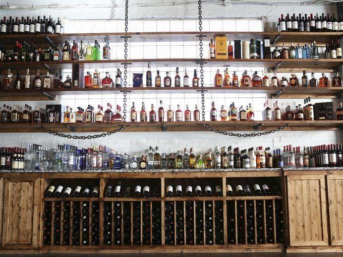 Drive-Thru Liquor Stores