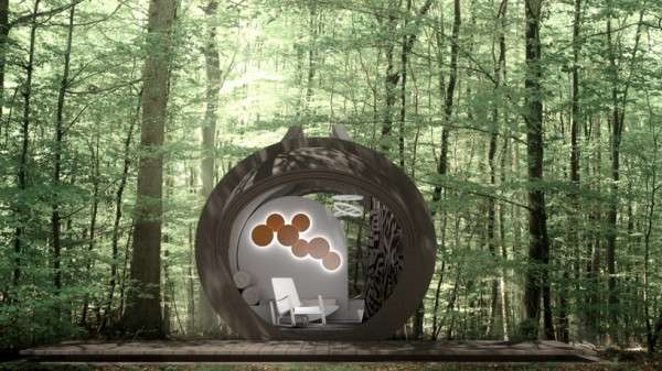 Eco-Friendly Portable Hotels
