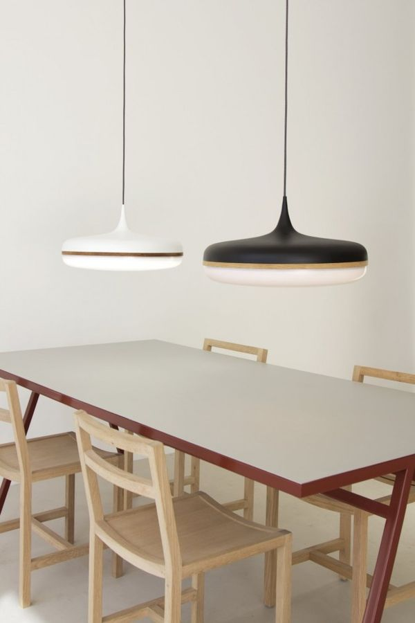 Disc-Like Ceiling Lights