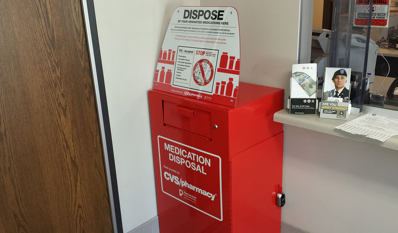 Abuse-Preventing Medication Disposals