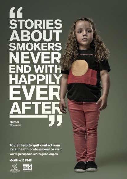 Second-Hand Smoking Ads