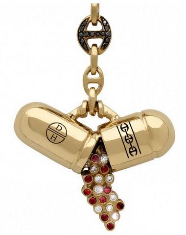 Drug Jewelry Designs