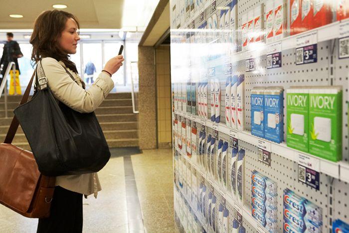 Virtual Drug Stores