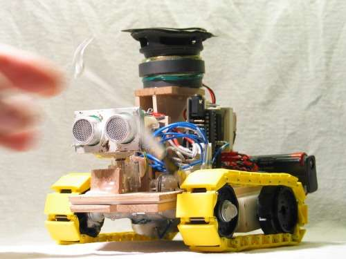 Drum Machine Robot
