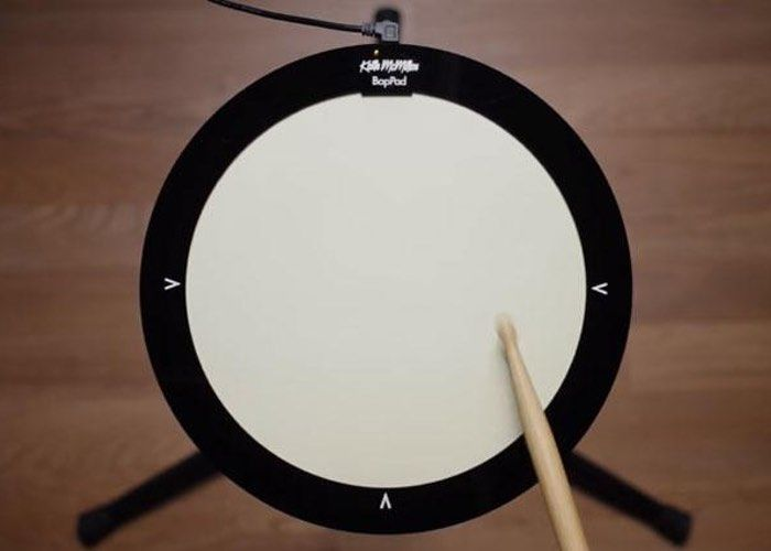 Smart Multi-Feature Drum Pads