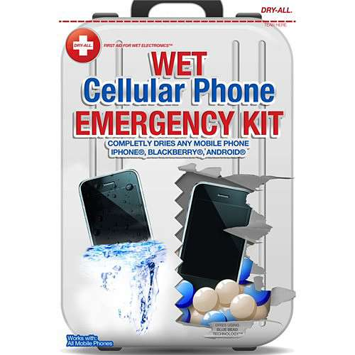 Dry-All Cellular Phone Emergency Kit