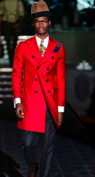 Dsquared² fall 2013 men's