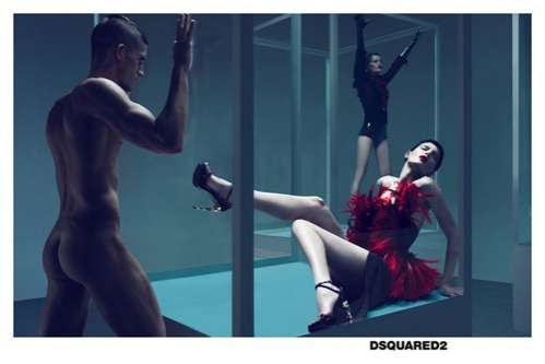 DSquared2 Fall 2010 Campaign