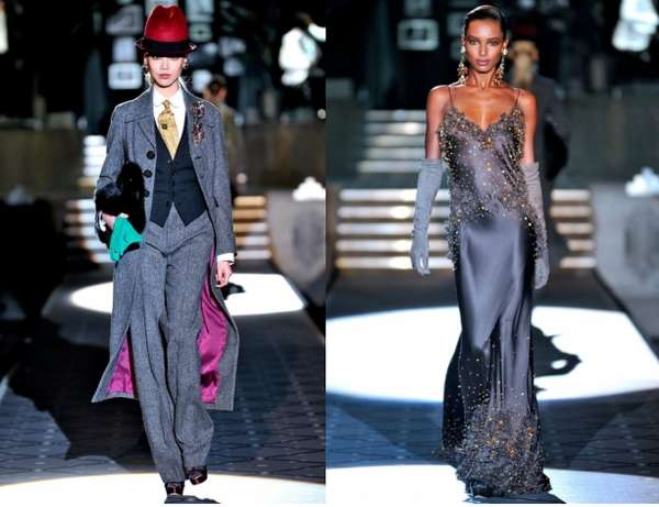 Androgynous 40s Collections