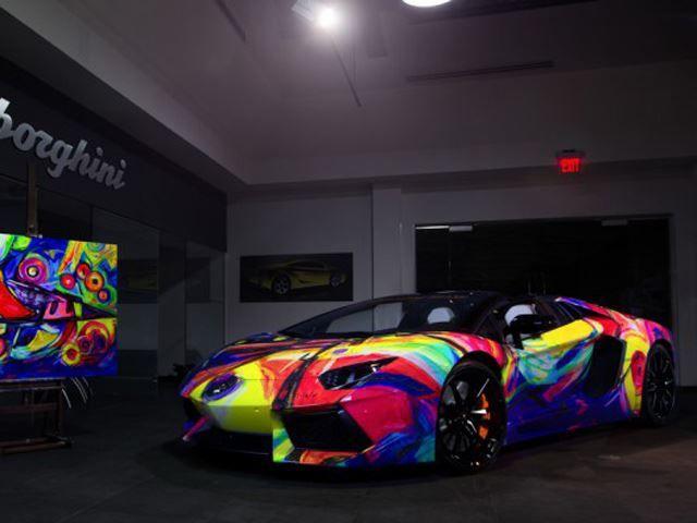 Fine Art Supercars