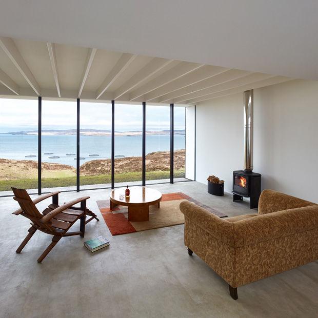 Modernist Farmhouse Residences