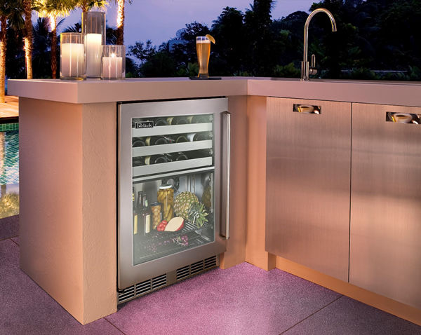 Hybrid Outdoor Refrigerators