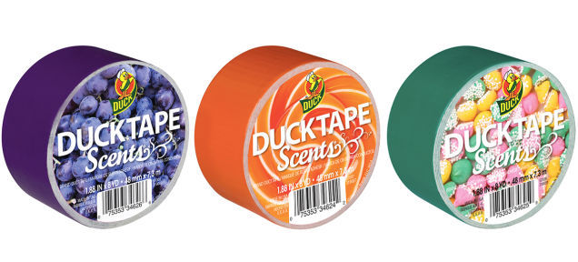 Scented Duct Tape