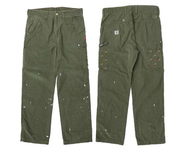 Manly Dirt Pants