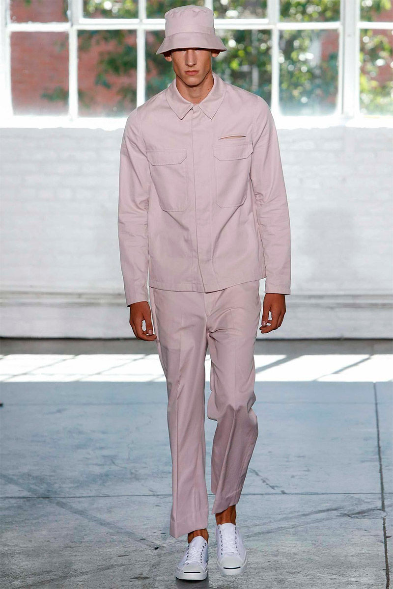 Geriatric Menswear Collections