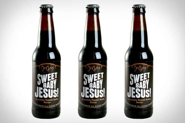 Sacrilegiously Sweet Beer Brandings