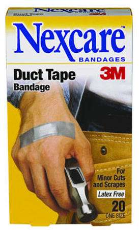 Duct Tape Band Aids