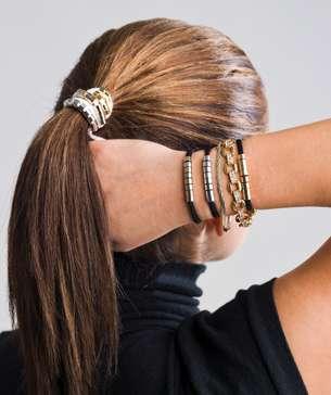 Hairband-Bracelet Hybrids