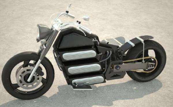 Duka Electric Motorcycle