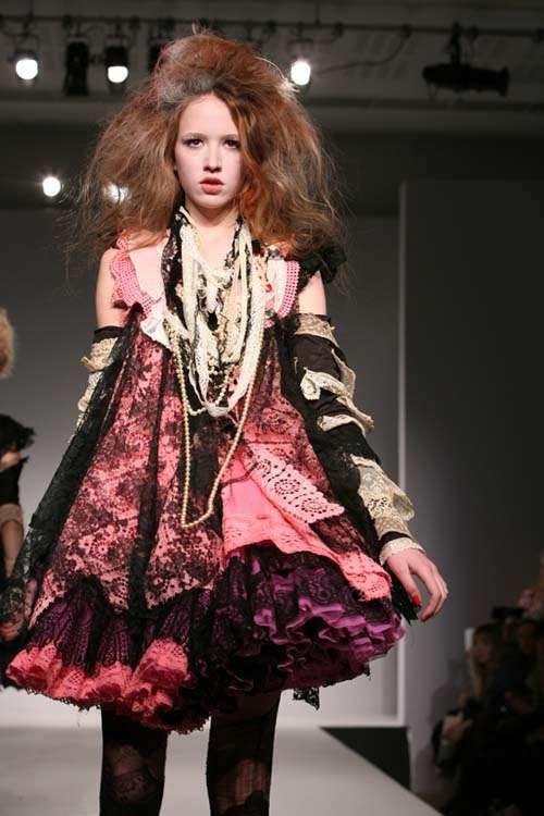 Dumpster Diva Fashion
