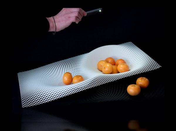 Organically Perforated Dishwares