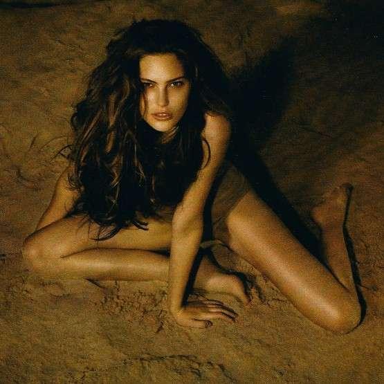 Sensual Sandtography