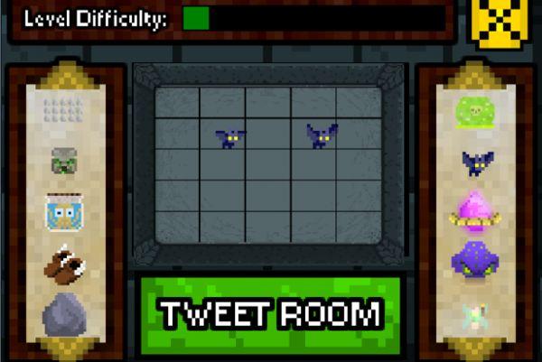 Tweet-Built Games