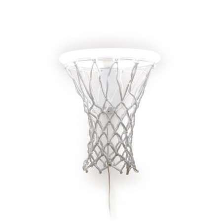 Glowing Basketball Hoops