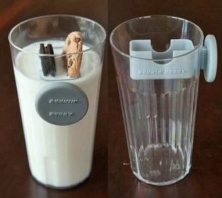 Cookie-Dunking Drink Accessories