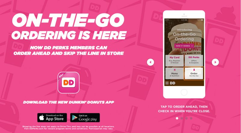 Rewarding Donut-Ordering Apps