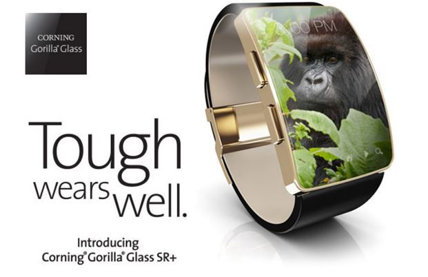 Durable Glass Smartwatches
