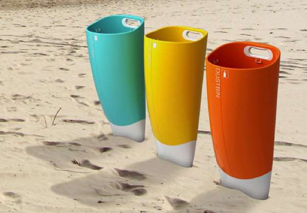 Implantable Garbage Cans