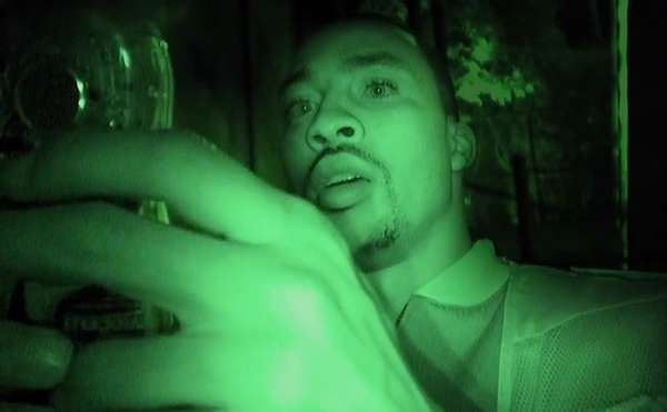 Ghost Hunting Basketball Commercials