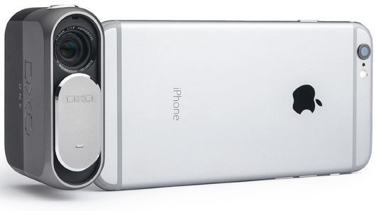 Smartphone-Paired Cameras