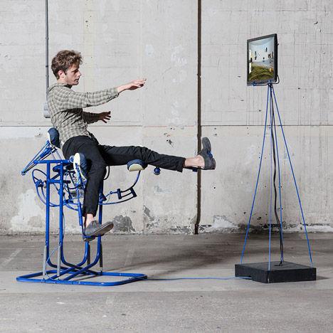 Sensory Movement Chairs
