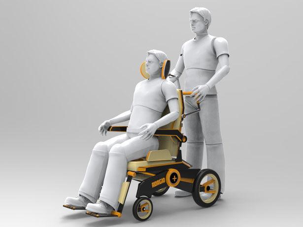 Dynamic Wheelchair Designs