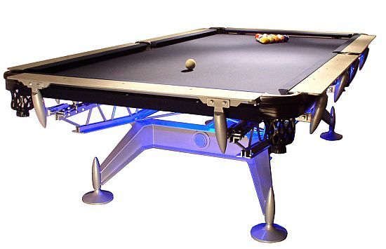 $100,000 Pool Tables
