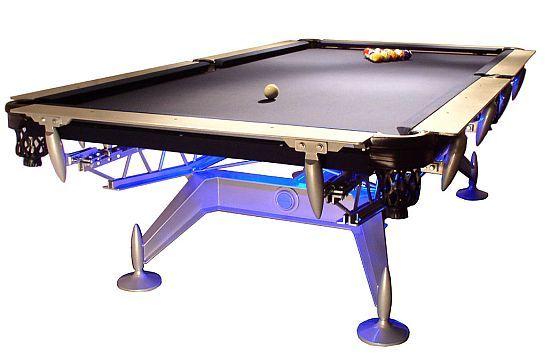 $100,000 Pool Tables
