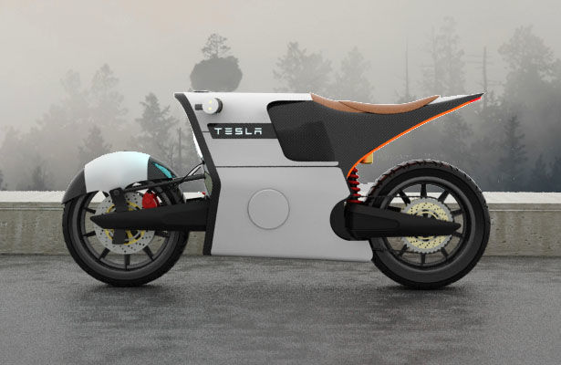 Ecologically Efficient Motorbikes